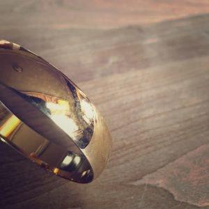 Money Gold Vintage Bracelet